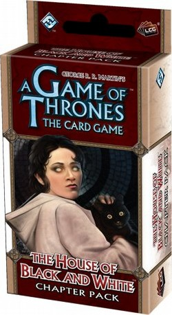 A Game of Thrones: Beyond the Narrow Sea - The House of Black and White Chapter Pack Box [6 packs]
