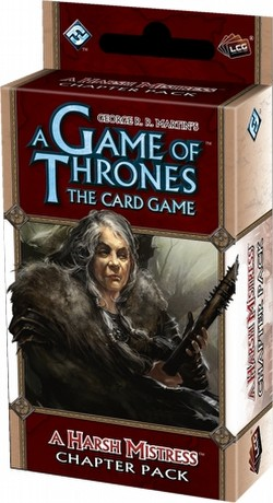 A Game of Thrones: Beyond the Narrow Sea - A Harsh Mistress Chapter Pack Box [6 packs]