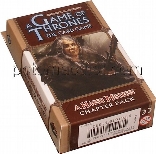 A Game of Thrones: Beyond the Narrow Sea - A Harsh Mistress Chapter Pack