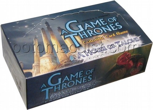 A Game of Thrones: A House of Talons Booster Box