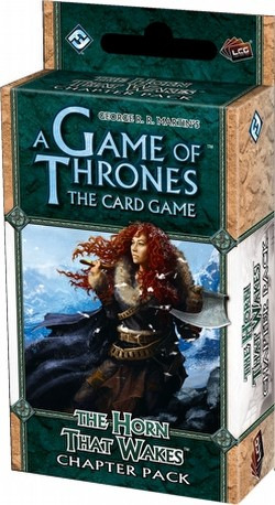 A Game of Thrones: Kingsroad - The Horn That Wakes Chapter Pack Box [6 packs]