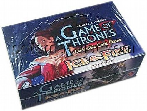 A Game of Thrones: Ice & Fire Booster Box