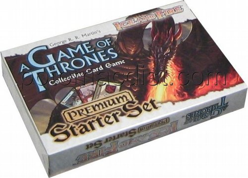 A Game of Thrones: Ice & Fire Premium Starter Deck