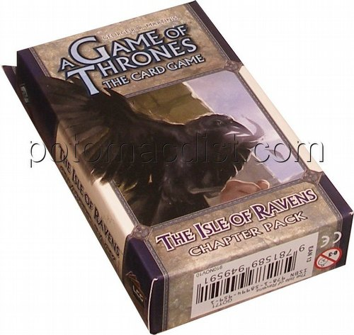 A Game of Thrones: Secrets of Oldtown Cycle - Isle of Ravens Chapter Pack
