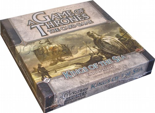 A Game of Thrones: Kings of the Sea Expansion Box [Revised Edition]