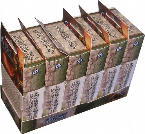 A Game of Thrones: A Tale of Champions -  Poisoned Spear Chapter Pack Box [6 packs]
