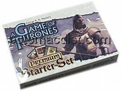 A Game of Thrones: Westeros Premium Starter Deck
