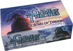 A Game of Thrones: A Song of Twilight Booster Box