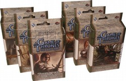 A Game of Thrones: Tale of Champions Chapter Pack Set [6 Packs/1 of each]