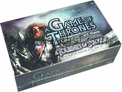A Game of Thrones: A Tourney Of Swords Booster Box
