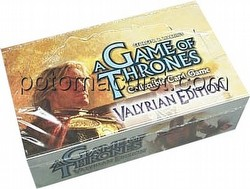 A Game of Thrones: Valyrian Edition Booster Box