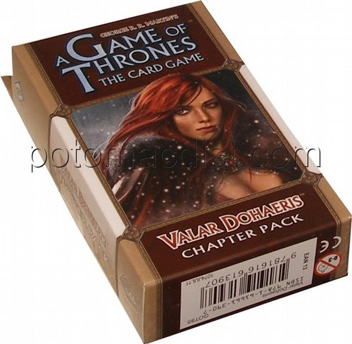 A Game of Thrones: Beyond the Narrow Sea - Valar Dohaeris Chapter Pack