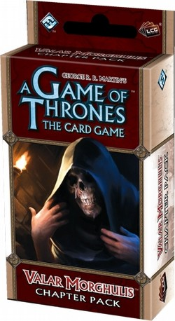 A Game of Thrones: Beyond the Narrow Sea - Valar Morghulis Chapter Pack Box [6 Packs]