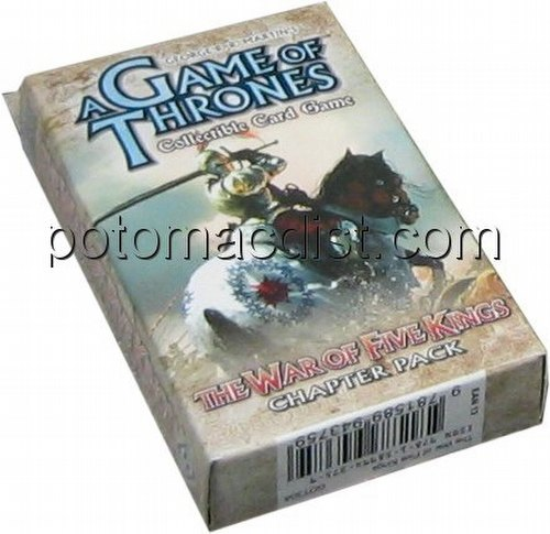 A Game of Thrones: A Clash of Arms - The War of Five Kings Chapter Pack