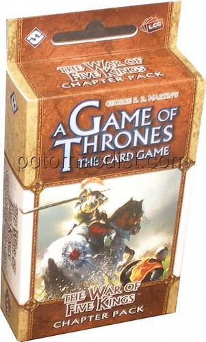 A Game of Thrones: A Clash of Arms - The War of Five Kings Chapter Pack [Rev.]