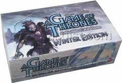 A Game of Thrones: Winter Edition Booster Box