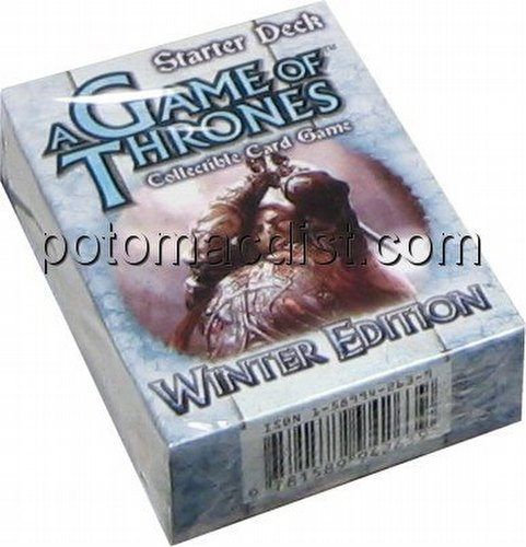 A Game of Thrones: Winter Edition Starter Deck