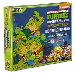 Marvel Dice Masters: Teenage Mutant Ninja Turtles Heroes in a Half Shell Dice Building Game Box Set
