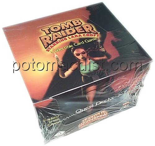 Tomb Raider: Starter Deck Box