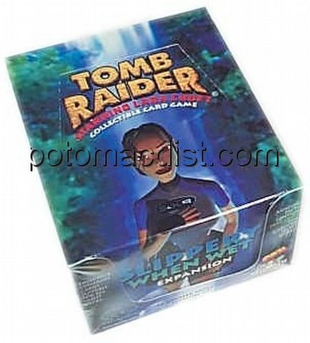 Tomb Raider: Slippery When Wet Booster Box