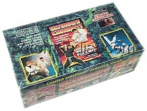 Ultimate Combat: Booster Box