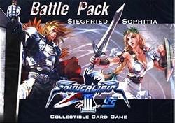 UFS: Soulcalibur III Siegfried Vs. Sophitia Battle Pack