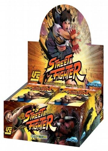 UFS: Street Fighter Booster Box