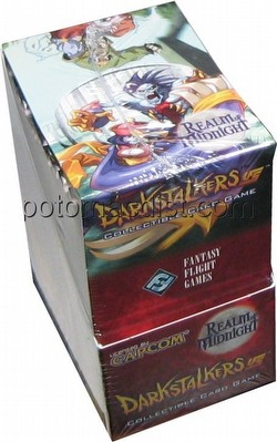 Universal Fighting System [UFS]: Darkstalkers Realm of Midnight Booster Box