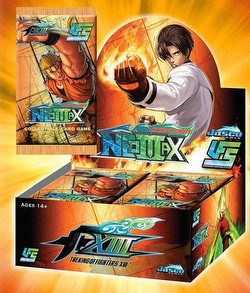 UFS: King of Fighters XIII NeoMax Booster Box