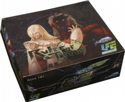 Universal Fighting System [UFS]: King of Fighters XIII Ruler of Time Booster Box