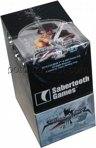 Universal Fighting System [UFS]: Soulcalibur III Booster Box