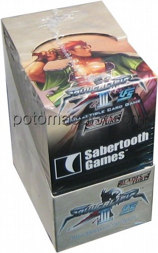 Universal Fighting System [UFS]: Soulcalibur III Blades of Fury Booster Box