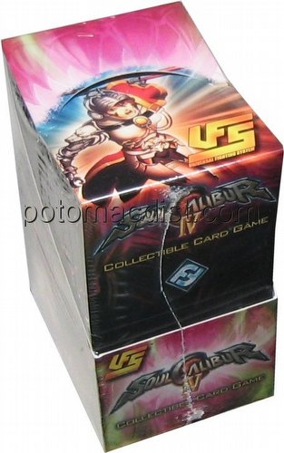 Universal Fighting System [UFS]: Soulcalibur IV Tower of Souls Booster Box
