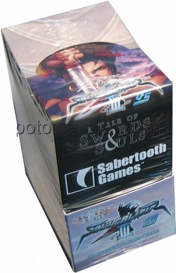 Universal Fighting System [UFS]: Soulcalibur III Tale of Swords & Souls Booster Box