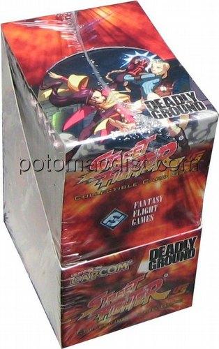 UFS: Street Fighter Deadly Ground Booster Box