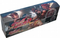 Universal Fighting System [UFS]: Street Fighter The Dark Path Starter Deck Box