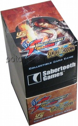 Universal Fighting System [UFS]: SNK (The King of Fighters 2006 & Samurai Shodown V) Booster Box