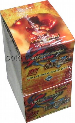 Universal Fighting System [UFS]: SNK Flames of Fame Booster Box
