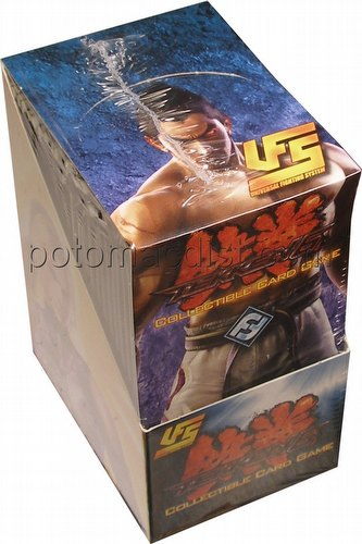 Universal Fighting System [UFS]: Tekken 6 Booster Box