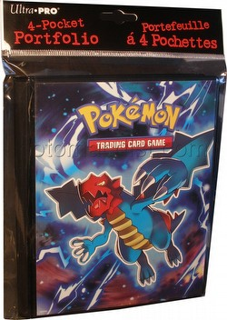 Ultra Pro Pokemon Black & White 8 4-Pocket Portfolio