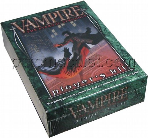 Vampire: The Eternal Struggle CCG Third (3rd) Edition Introductory Player