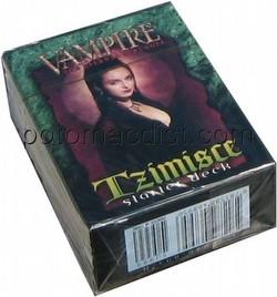 Vampire: The Eternal Struggle CCG Third (3rd) Edition Tzimisce Starter Deck