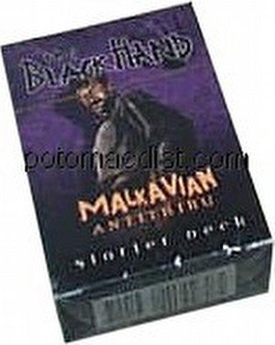 Vampire: The Eternal Struggle CCG Black Hand Malkavian Starter Deck