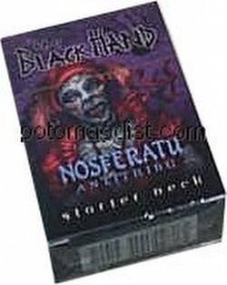 Vampire: The Eternal Struggle CCG Black Hand Nosferatu Deck