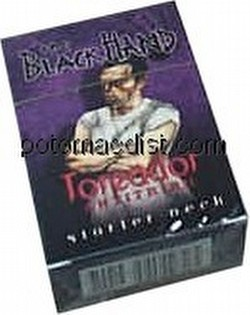Vampire: The Eternal Struggle CCG Black Hand Toreador Starter Deck