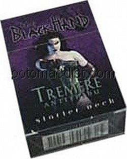 Vampire: The Eternal Struggle CCG Black Hand Tremere Starter Deck