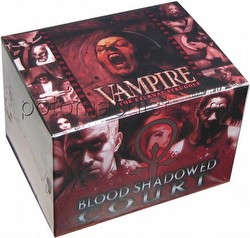 Vampire: TES CCG Blood Shadowed Court Collector Set Box [6 sets]