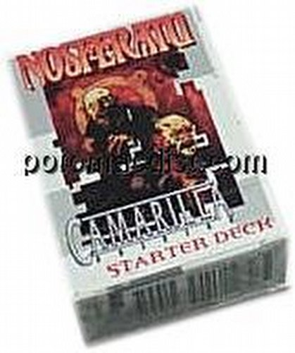 Vampire: The Eternal Struggle CCG Camarilla Nosferatu Starter Deck
