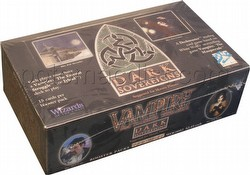 Vampire: The Eternal Struggle CCG Dark Sovereigns Booster Box