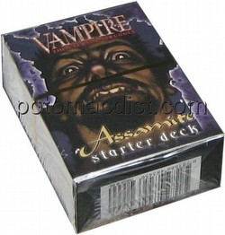 Vampire: The Eternal Struggle CCG Lords of the Night Assamite Starter Deck